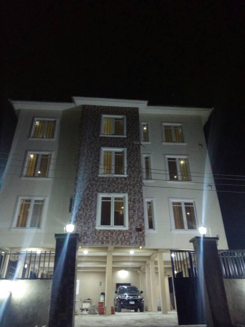 3 Bedroom Serviced Apartments In Igbo Efon Lekki